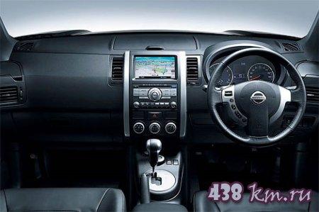 Обновленный Nissan X-Trail поступит в продажу