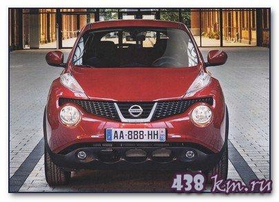 Nissan Juke отзывы владельцев