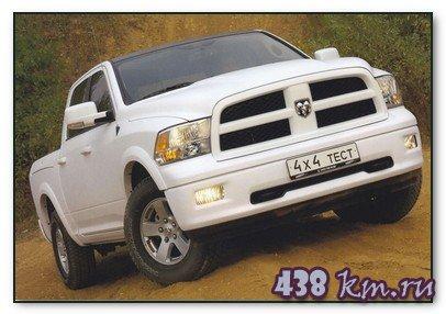 Dodge Ram 1500 Crew Cab