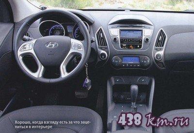 Обзор нового Hyundai ix35
