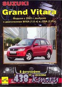 Suzuki Grand Vitara. Руководство по ремонту