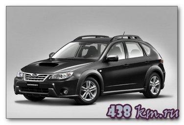 Техническое описание Subaru Impreza XV