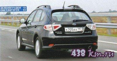 Subaru impreza xv характеристики