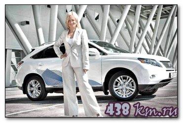 Отзывы автовладельцев о Lexus RX