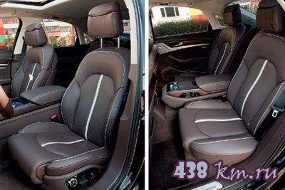 Техническое описание Audi A8