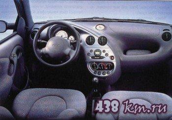 Описание автомобиля Ford Ka