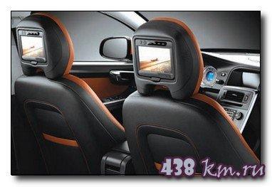 Технические характеристики Volvo S60