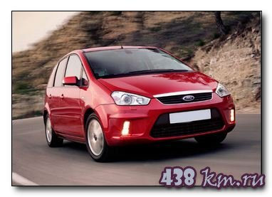 Ford C-MAX характеристики, описание