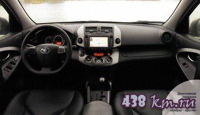 Сравнение автомобилей Toyota   RAV4 и KIA Sportage