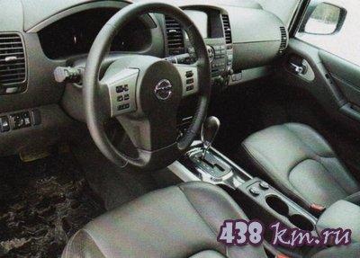 Nissan Pathfinder описание автомобиля