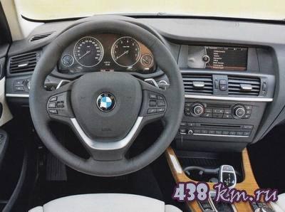 BMW X3 технические характеристики