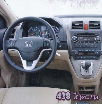 Honda CR-V технические характеристики