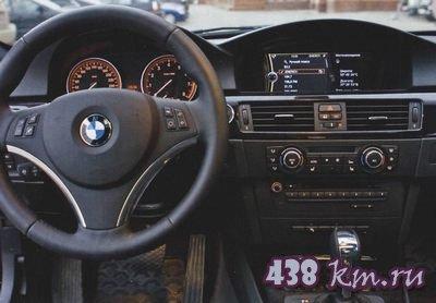 Тест драйв BMW 335i x-drive Е-92