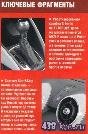 Audi A11.4 TFSI