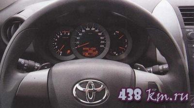Toyota RAV4 характеристики