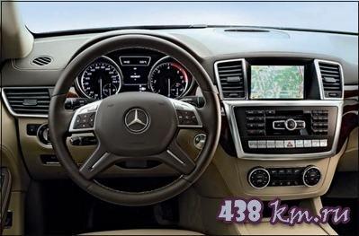Mercedes ML 250 CDI BLUETEC
