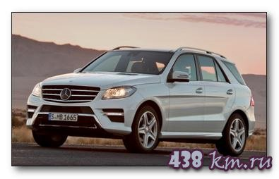 Mercedes ML 250 CDI BLUETEC