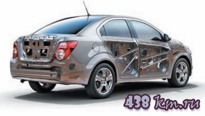 Новый Chevrolet Aveo. Технические характеристики, цена