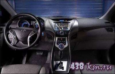 Hyundai Elantra 2011 отзывы, цена