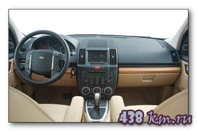 Land Rover Freelander II отзывы владельцев