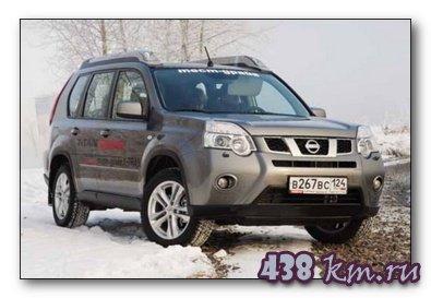 Отзывы Nissan X Trail