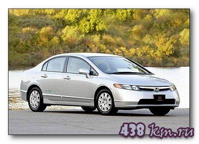 Отзывы владельцев Honda Civic