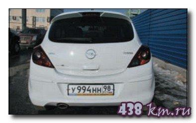 Opel Corsa отзывы владельцев