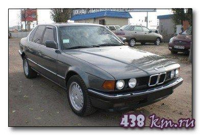 BMW 7 series отзывы