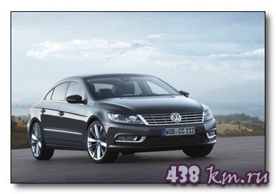 Новый Volkswagen Passat СС