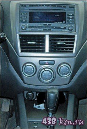 Subaru Impreza отзывы