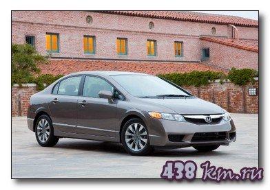 Отзывы об Honda Civic