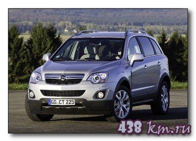 Opel Antara 2,4