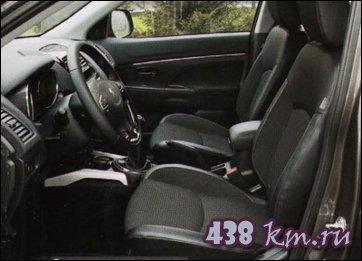 Peugeot 4008 CVT6