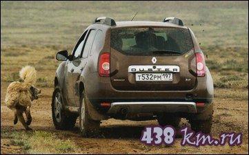 Renault Duster/ Рено Дастер дизельный отзывы автовладельцев