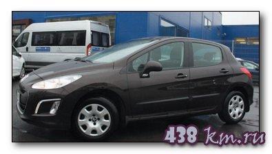 Peugeot 308 отзывы
