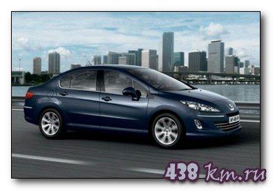 Peugeot 408 отзывы