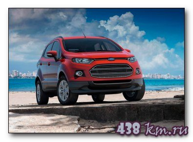 Новинки Ford в Европе