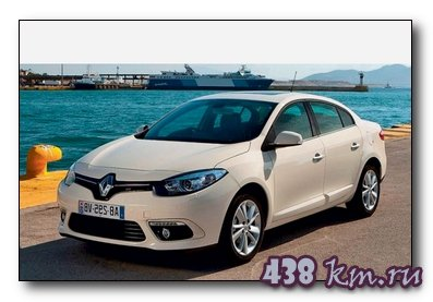 Renault Fluence new