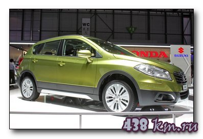 S-Cross Four