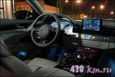 Audi S8 2013 фото