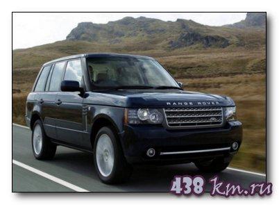 Тестируем Range Rover