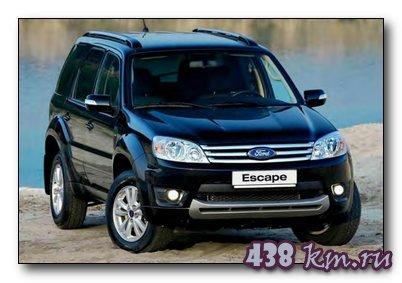 Ford Escape на вторичном рынке