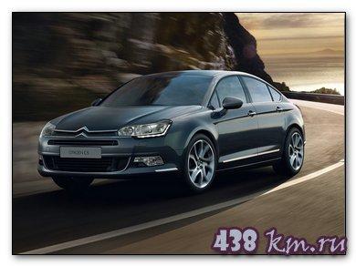 Citroën C5 отзывы