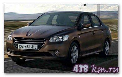 Peugeot 301 обзор