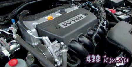 Honda Crosstour мотор