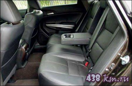 Honda Crosstour сидения