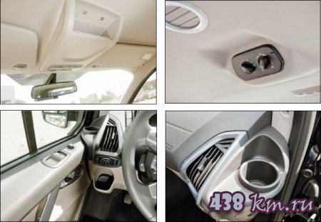 Ford Tourneo Custom салон