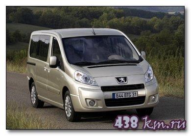Peugeot Expert Tepee отзывы