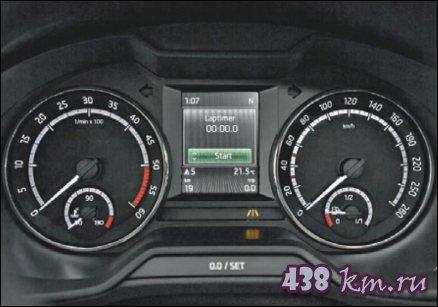 Skoda Octavia III RS