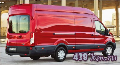 Ford Transit 350 ECONETIC 2,2 TDCi